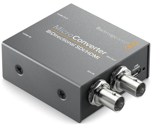 میکرو کانورتر بلک مجیک Blackmagic BiDirectional SDI HDMI
