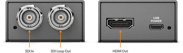 میکرو کانورتر بلک مجیک SDI to HDMI