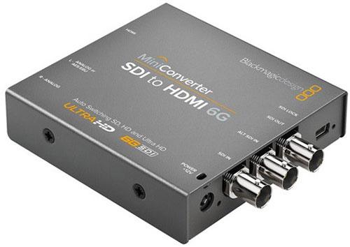 مبدل SDI به HDMI بلک مجیک مینی کانورتر