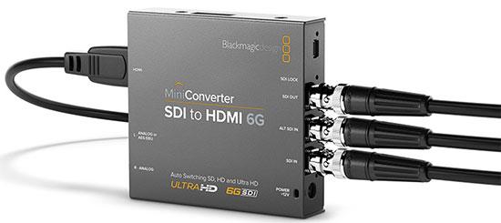 تبدیلSDI به HDMI بلک مجیک مینی کانورتر