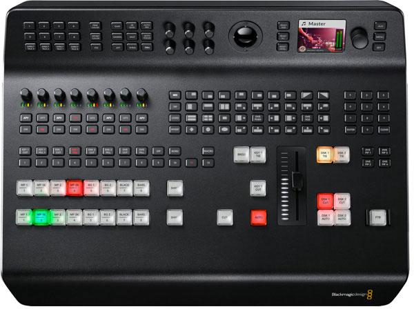 میکسر بلک مجیک ATEM Pro HD