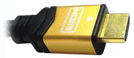 کانکتور طلایی HDMI فرانت