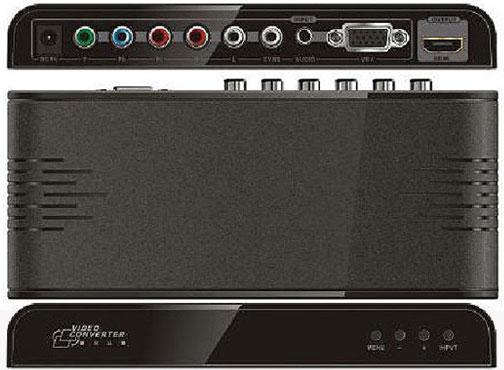 مبدل آنالوگ به HDMI لنکنگ