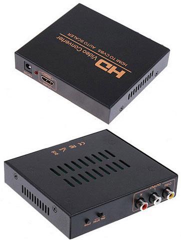 تبدیل HDMI به آنالوگ AV