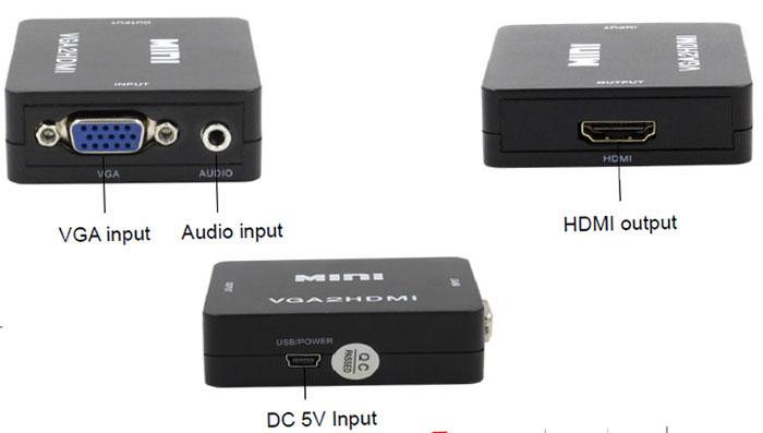 مبدل HDMI به VGA لایمستون