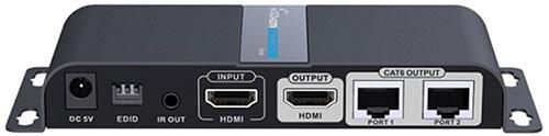 اسپلیتر لنکنگ LKV712Pro