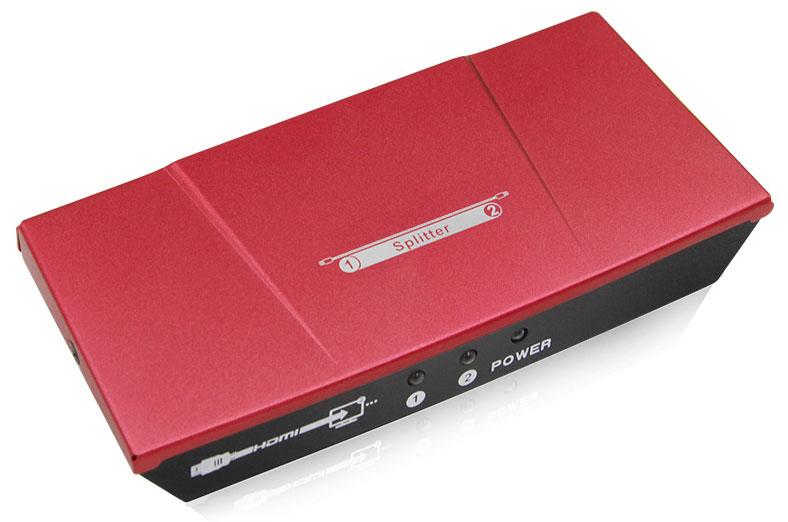 اسپلیتر HDMI لایمستون 2 پورت