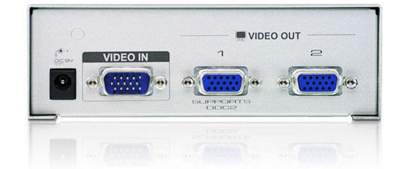 اسپلیتر VGA بافو