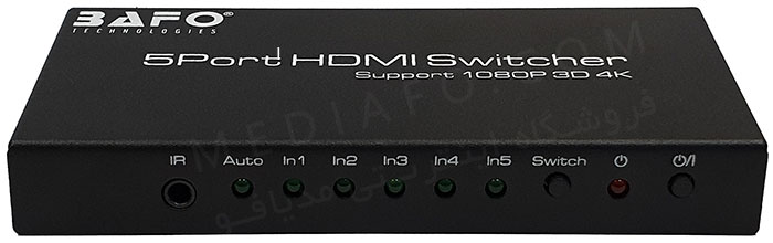 سوییچ HDMI بافو