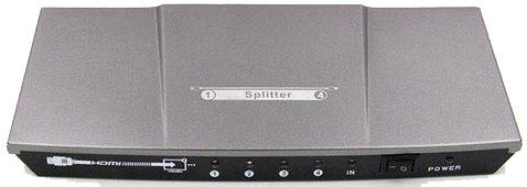 اسپلیتر 4 پورت HDMI لایمستون