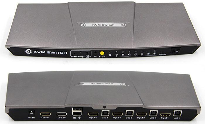 سوئیچ KVM USB لایمستون