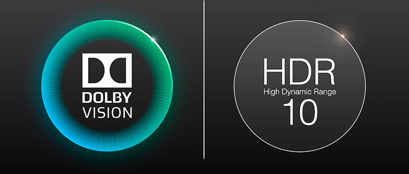 مقایسه فرمت های HDR10 و دالبی ویژن